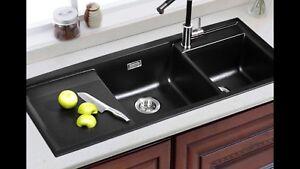 Quartz Black Sink Bells Creek Caloundra Area Preview