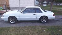 1988 Ford Mustang 5 litre ho/// deal woww