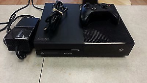 500 gb Xbox One, with controller, all cords $200