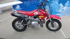 2013 Honda CRF50 125cc Mint Condition