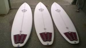 Fun board / Surfboard - 7ft  (Beginner / Intermediate) Labrador Gold Coast City Preview