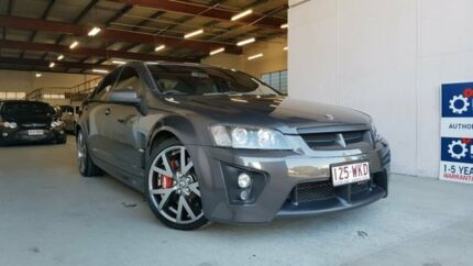 2007 Holden Special Vehicles GTS E Series Alto Grey 6 Speed Sports Automatic Sedan