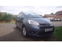 57reg Citroen c4 grand Picasso 7 seater