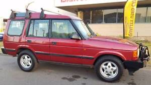 1998 Land Rover Discovery Wagon Winnellie Darwin City Preview