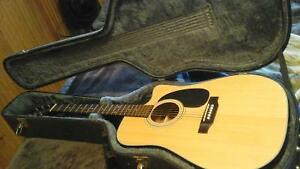 tackamine guitar acoustic / electric