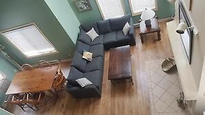 3 BED BLUE MOUNTAIN WALK CONDO STEPS TO SKI HILLS