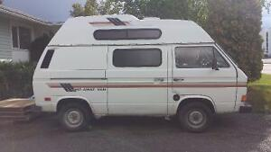 1986 Volkswagen Bus/Vanagon Other Prince George British Columbia image 1