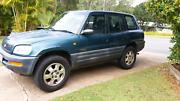1996 RAV4 Wagon Manual RWC Cooran Noosa Area Preview