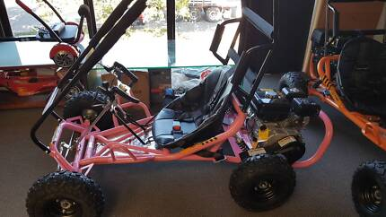 OFF ROAD GOKART, KIDS SAFE,  SINGLE SEAT , FULLY ASSEMBLE  $1199.