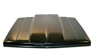 "2""& 4"" Cowl Induction Hoods Available For Some Vehicles"