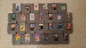 NES Cartridges