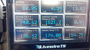 Livewire TS SCT Tuner - Ford