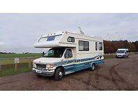 LHD RV american motorhome ford e350 7.3 diesel,automatic gearbox