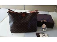 Louis Vuitton Delightful MM shoulder bag
