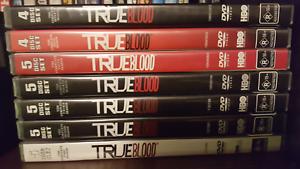 True Blood dvd Box Set - All seven seasons Summer Hill Ashfield Area Preview