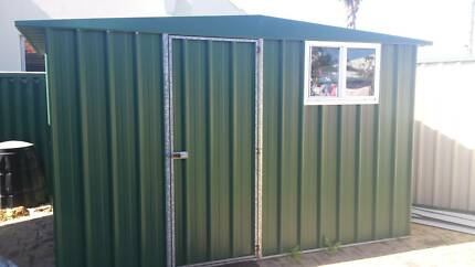 large green garden shed excellent condition - Garden Sheds Joondalup