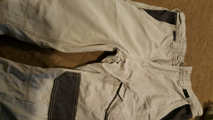 Work pants for a tradie carpenter 77cm or 30 inch