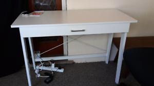 White desk North Parramatta Parramatta Area Preview