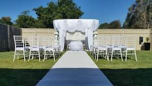 Crystal Heart Wedding and Event Hire Griffin Pine Rivers Area Preview