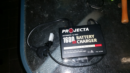 Projecta Battery charger 1600