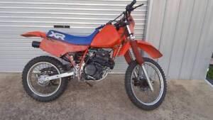 Honda XR250 Ararat Ararat Area Preview