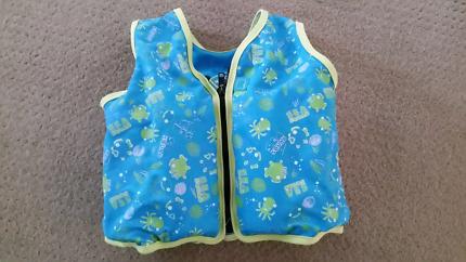 Kids Speedo Swim Vest Age 4-5 -20-22kg
