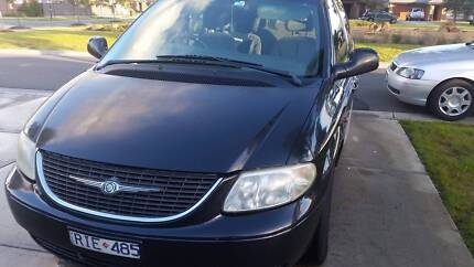 URGENT SALE - Chrysler Grand Voyager Wagon-Duel fuel