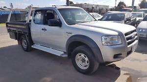 2007 Ford Ranger Space Cab Tray Ute LOW KMS TURBO DIESEL Williamstown North Hobsons Bay Area Preview