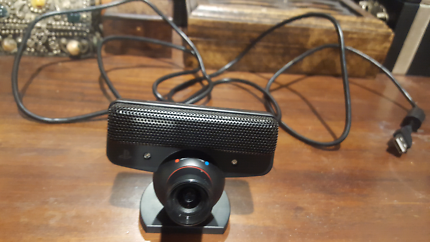 Playstation brand Webcam with microphone & USB port - Used 1 only