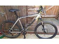 Mongoose Tyax Mountains Bike MB