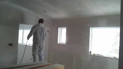 Residential and commercial Spray painter
