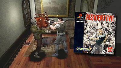 Resident Evil für die PlayStation