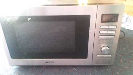 Smeg Convection Microwave And Grill