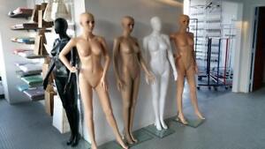 Fminin/Female Mannequins, Neuf et Usagé