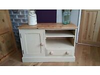 Tv unit/tv stand/ tv/pine