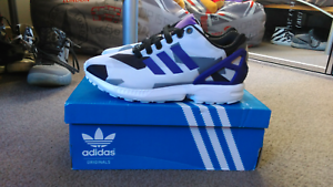 Adidas ZX Flux Sneakers Womens US 6 Mens US 4 Gungahlin Gungahlin Area Preview