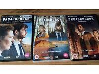 Broadchurch drama series all the series box sets