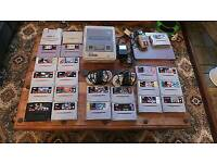 Wanted - Nintendo SNES and games.