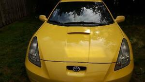2002 Toyota Celica BEST OFFER Coupe (2 door)