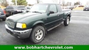 Looking for a Ford Ranger parts truck