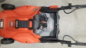Black and Decker 36V Lawnmower