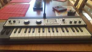 Microkorg xl with vocoder and chaos pad Parkwood Gold Coast City Preview