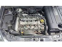 Vauxhall 1.9cdti engine, z19dth, 16v, done 74k miles £325 Kilmarnock