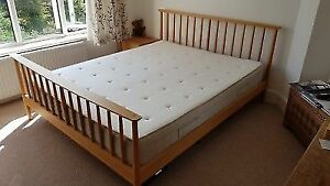 Ikea Queen Heggedal Mattress - Excellent Condition