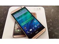 sale/swap HTC M8 GOOLD