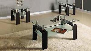 IF-2048 3pc Coffee Table Set