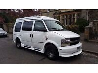 Chevrolet Astro Day Van (GMC Safari) with Drive away awning