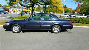 2000 Mecury Grand Marquis LS Fully Loaded