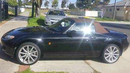 2005 Mazda MX-5 Convertible low kms Southern River Gosnells Area Preview