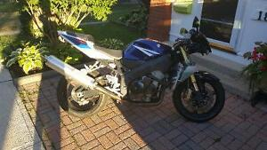GSXR 600 for sale or trade